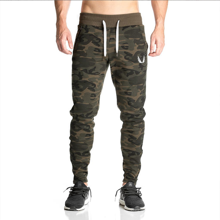 SWEATPANTS / MATCHING HOODIE - Camouflage Sweatpants and Camouflage Hoodies