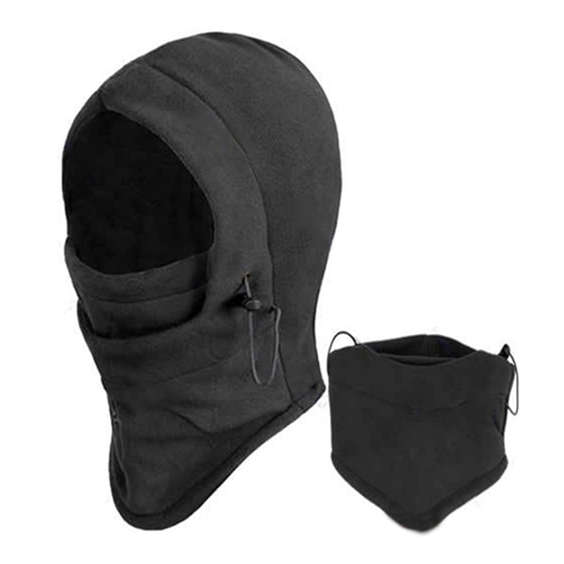 FACEMASK -  Full Face Thermal Fleece