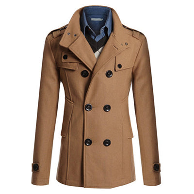 COATS -  Windbreaker Trench Coat