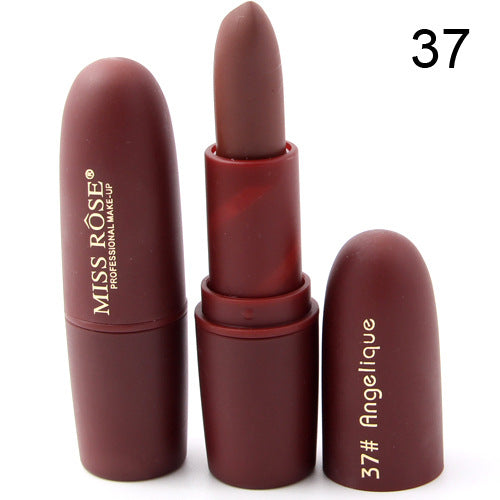 COSMETICS -   Matte Velvet Red Lips Lipstick
