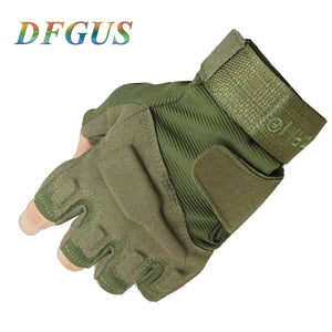 GLOVES - Special Forces Tactical Gloves