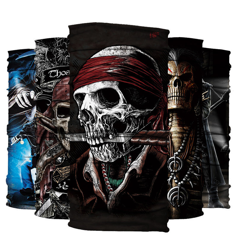 BANDANAS - Death Knight Pirate Bandana
