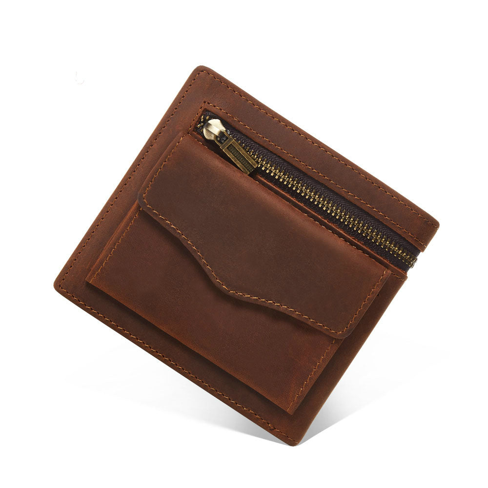 MENS WALLET - 100% Genuine Leather Men Wallet