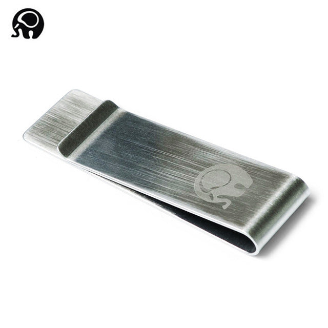MONEY CLIP - Stainless Steel Money Clip