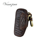 KEY WALLET - Genuine Leather Key Wallet for Men