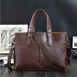 BRIEFCASE & BAGS - Male Casual Tote Shoulder Crossbody Bag / Laptop Briefcases