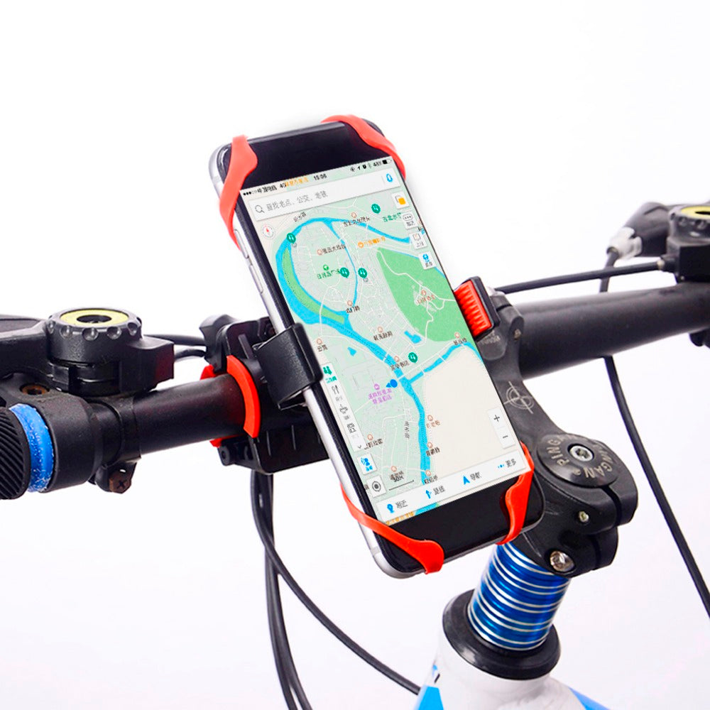 SMART PHONES HOLDERS - Multi Functional Bike Mount Universal Cell Phone Holder