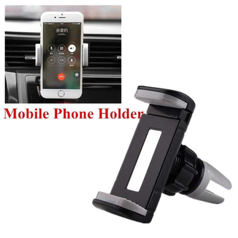 SMART PHONES HOLDERS - Portable Universal Car Air Vent Phone Holder Pop Mount Cradle