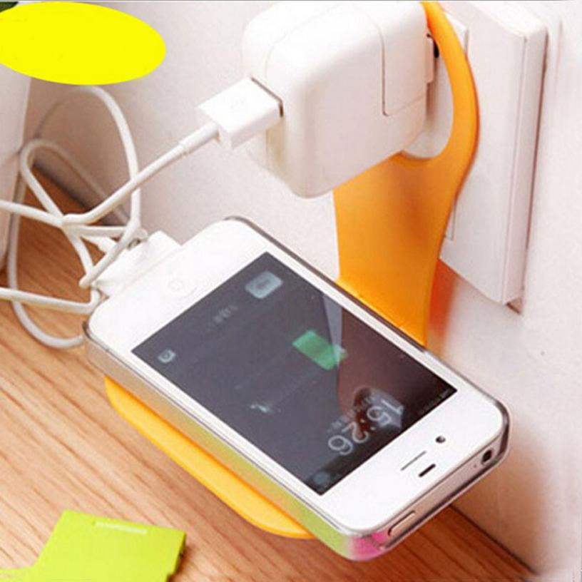 SMART PHONES HOLDERS - 4PC Universal Lazy Bed Charging Bracket Mount Stand Holder