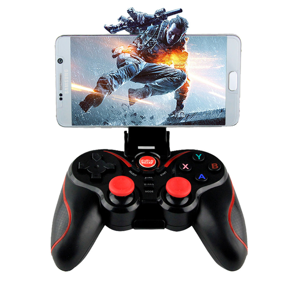 SMART PHONES CONTROLLERS - Wireless Controllers for Bluetooth Gamepad for PS 3 PC Gaming Joystick Smartphone Controller