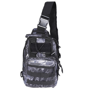 BRIEFCASE AND BAGS -  Outdoor Military Tactical Backpack
