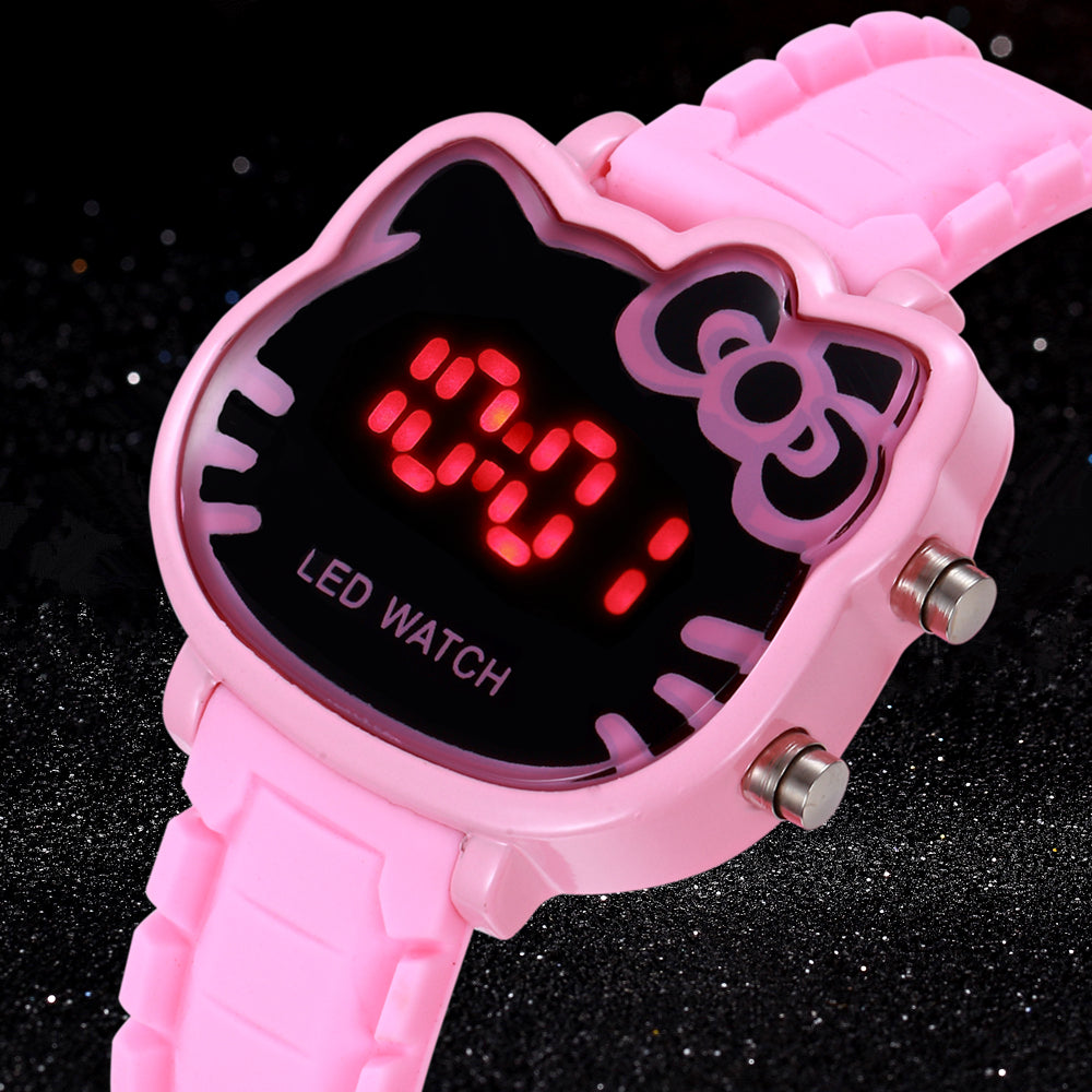 KIDS WATCHES  -   Hello Kitty Children's Watches
