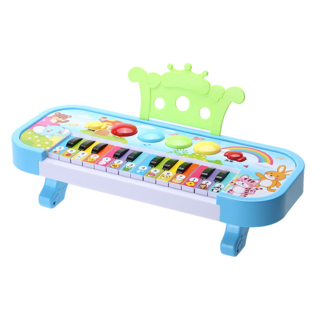 KIDS MUSIC  -   14 Key Simulation Electronic Keyboard