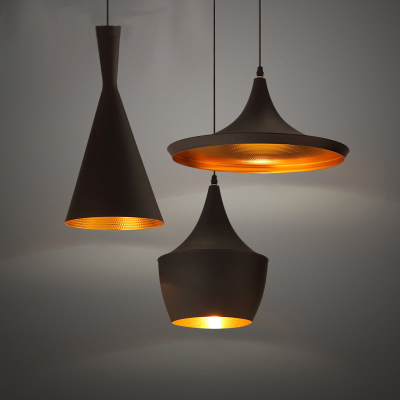 LIGHT FIXTURES  -  Modern Vintage Pendant LED Lamp