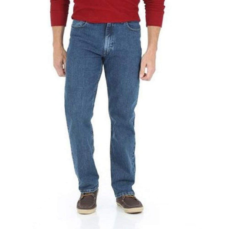 Wrangler Men's Advanced Comfort Regular fit Jeans
