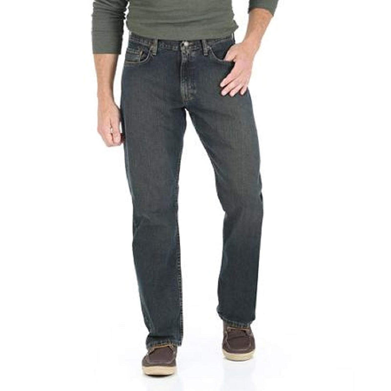 Wrangler Jeans Men's Five Star Premium Denim Relaxed