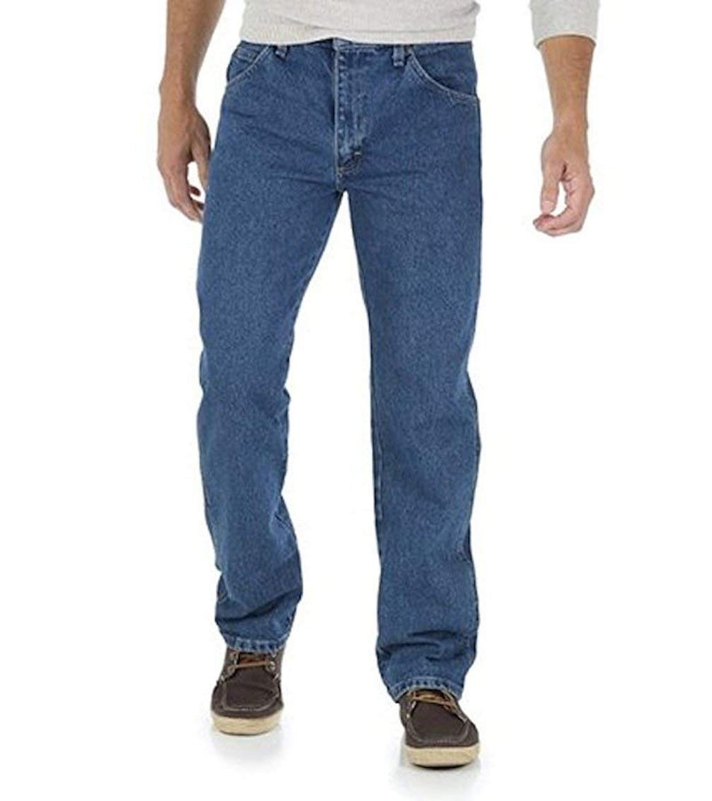 Wrangler Men's 5 Star Regular fit Jeans - Size 34X29