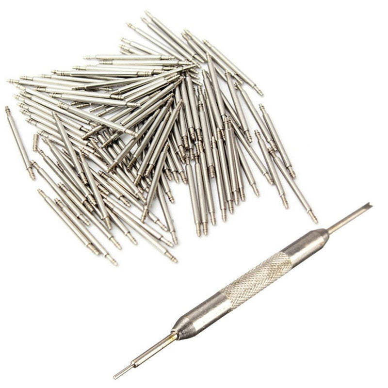 360 Pieces 8-25mm Watch Band Link Pins Repair - Tools Link Pins