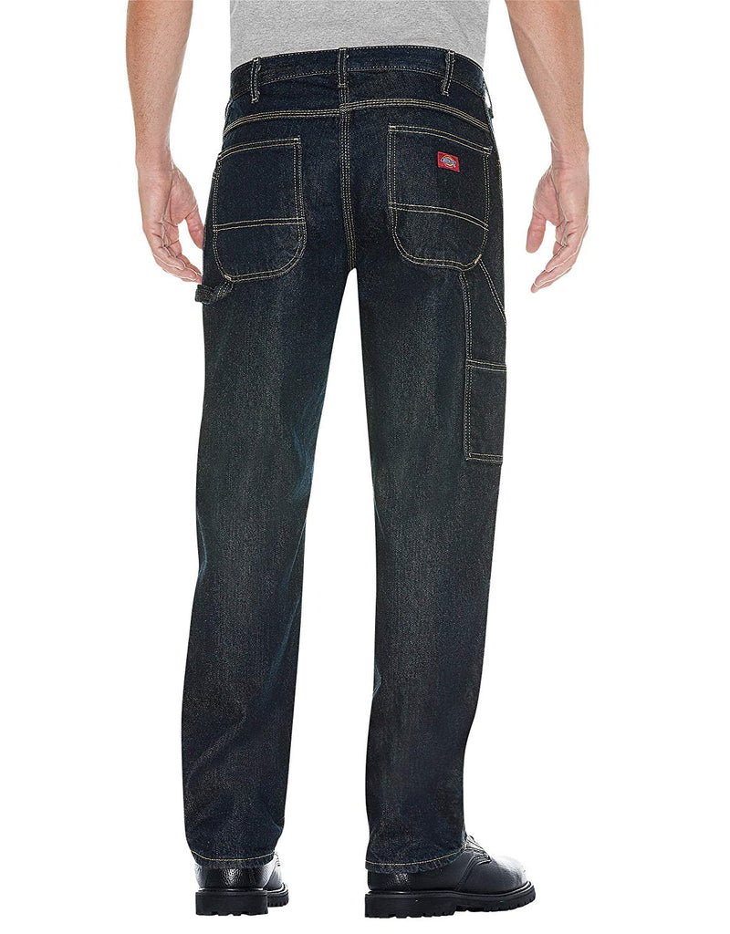 Dickies Men'S Carpenter Jeans Industrial Blue Size 34 X 32