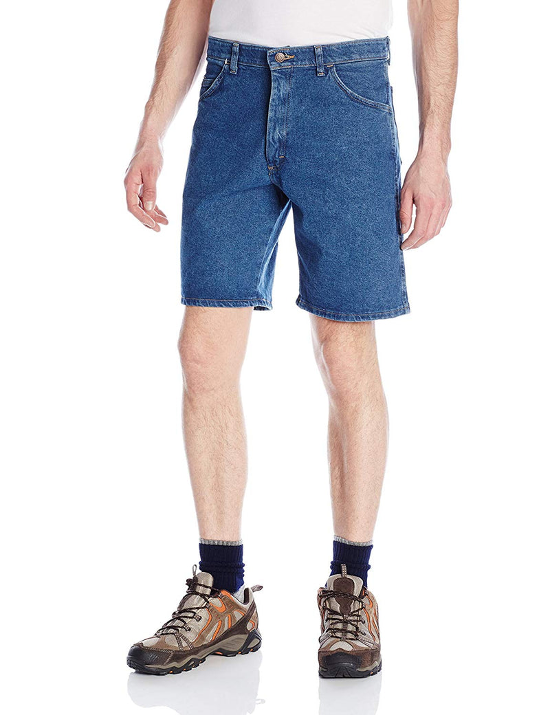 Wrangler Authentics Men's Big and Tall Comfort Flex Denim Short,