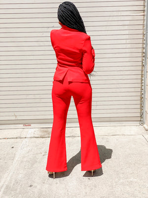 Red Hot | Suit Set