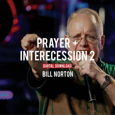 Prayer & Intercession II - Digital Copy