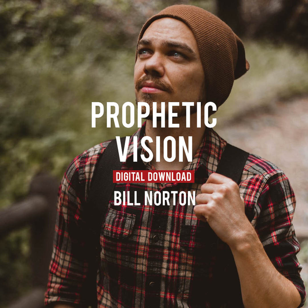 Prophetic Vision - Digital Copy
