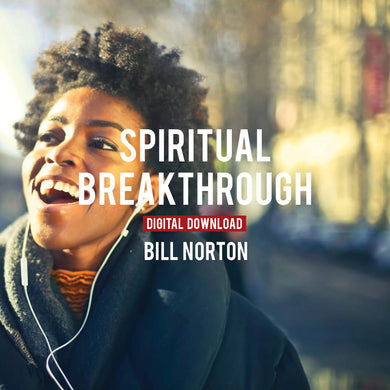 Spiritual Breakthrough - Digital Copy