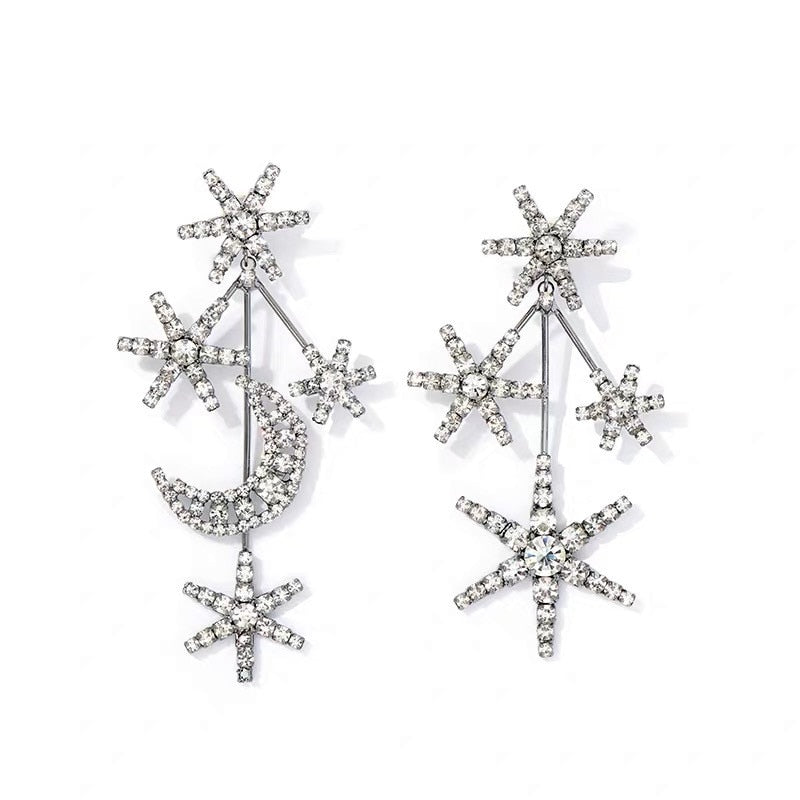 Wishing on a Star Earrings