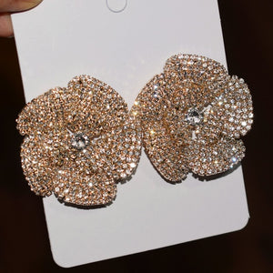 052-Flower Bomb Earrings