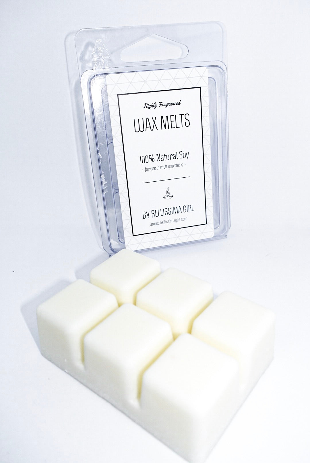 Mango Butter and Kaffir Lime Wax Melt 74g - Plush Boutique
