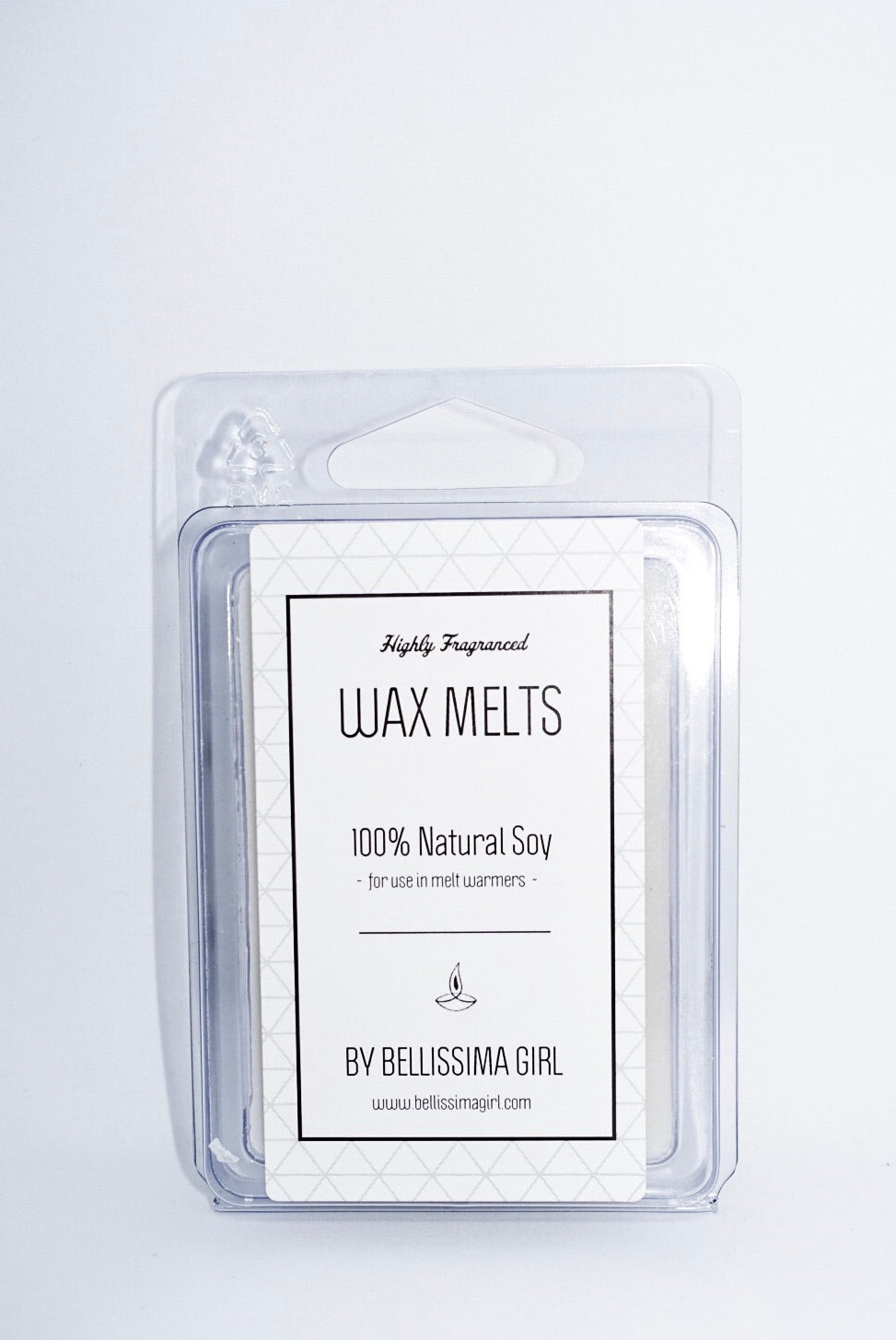 Almond Milk and Caramel Wax Melt 74g - Plush Boutique