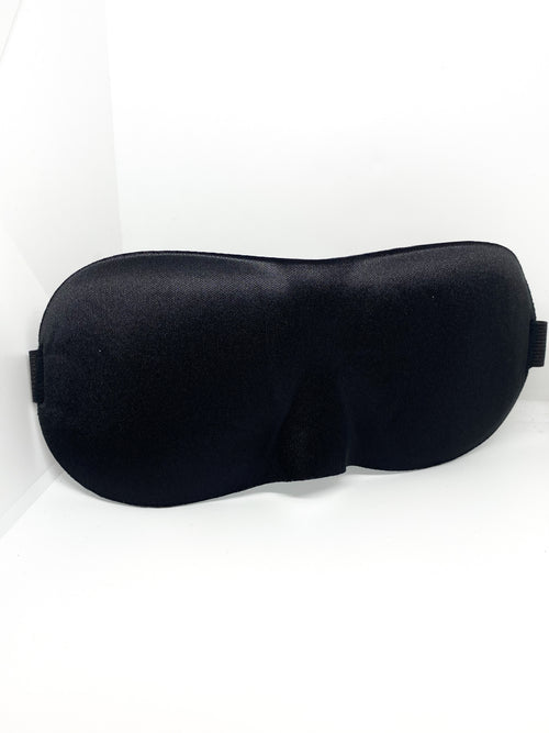 SLEEPING MASK - BLACK