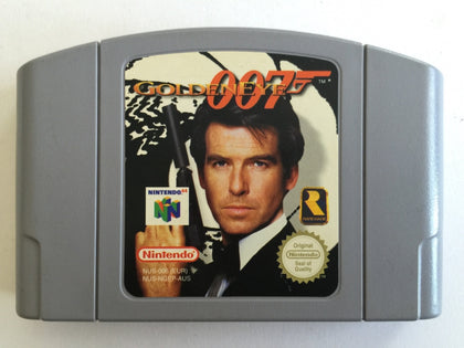 Goldeneye 007 Cartridge
