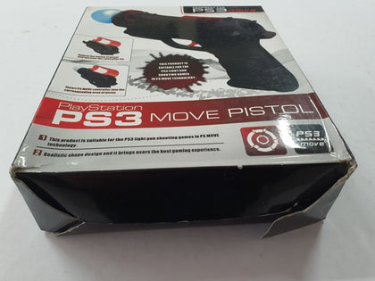 Playstation 3 PS3 Move Pistol Complete In Box