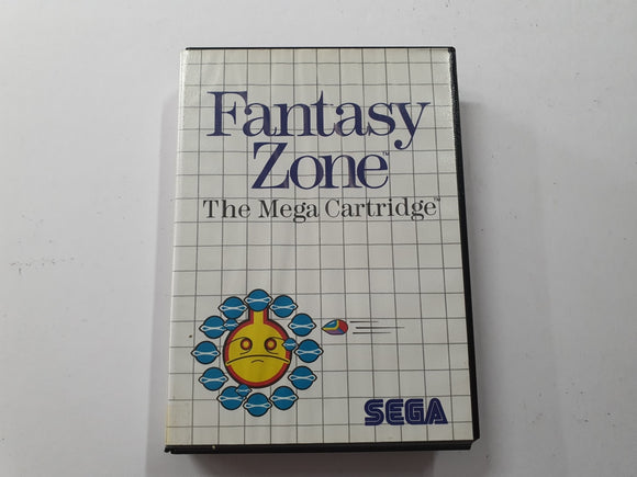 Fantasy Zone Complete In Original Case
