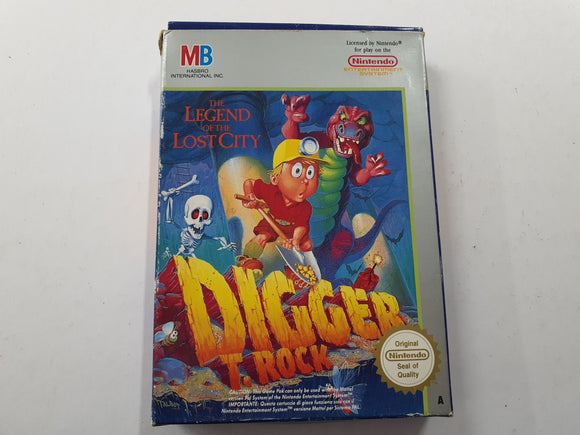 Digger T Rock Complete In Box