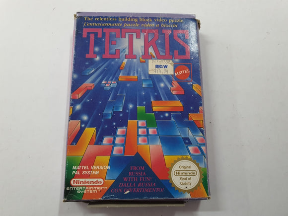 Tetris Complete In Box