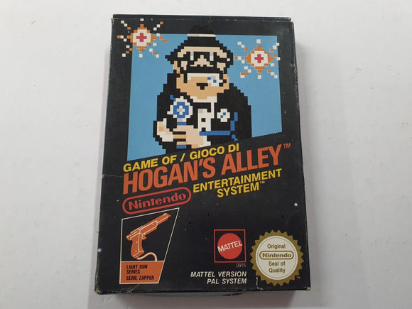Hogan's Alley Complete In Box