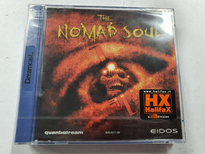 The Nomad Soul PAL ITA Brand New & Sealed