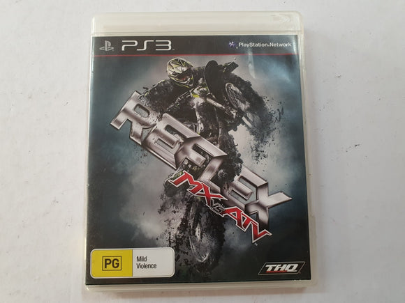 MX VS ATV Reflex Complete In Original Case