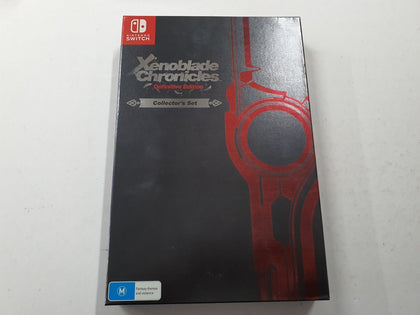Xenoblade Chronicles Definitive Edition Collector's Set Complete In Box