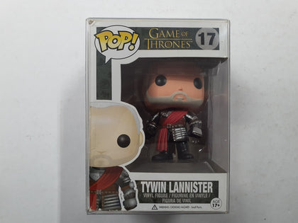 Game Of Thrones Tywin Lannister #17 Funko Pop Vinyl Brand New & Sealed with Free Pop Protector