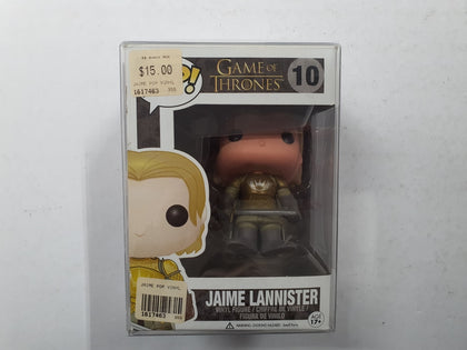 Game Of Thrones Jaime Lannister #10 Funko Pop Vinyl Brand New & Sealed with Free Pop Protector