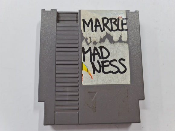 Marble Madness Cartridge