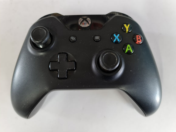 Genuine Microsoft Official Black Wireless XBOX One Controller