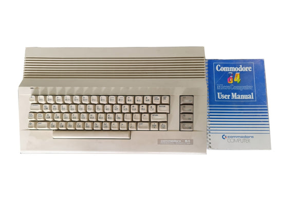 Commodore 64 Console Bundle