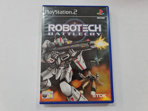 Robotech Battlecry Complete In Original Case