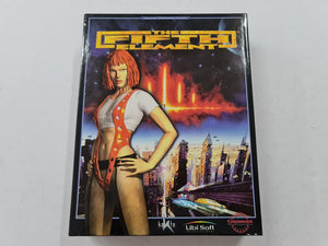 The Fifth Element For PC Complete In Original Big Box