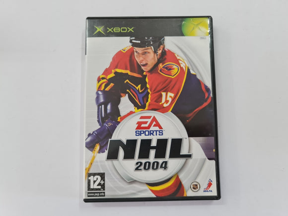 NHL 2004 Complete In Original Case